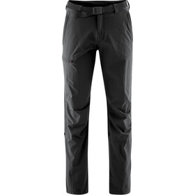 Maier Sports Nil Pantalones enrollables Hombre, black